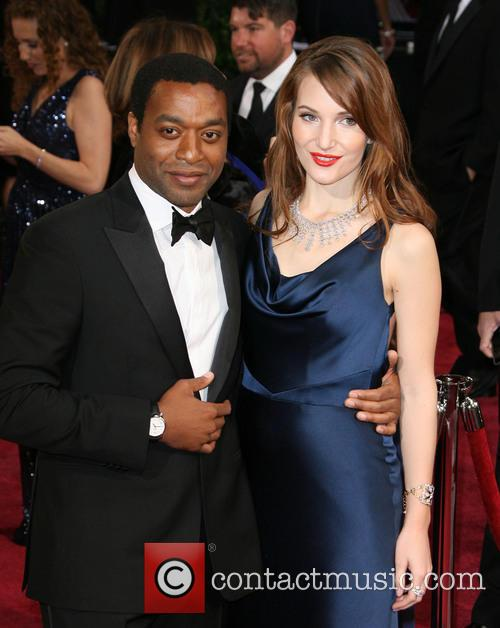 Chiwetel Ejiofor and Sari Mercer 3