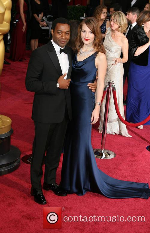 Chiwetel Ejiofor and Sari Mercer 4