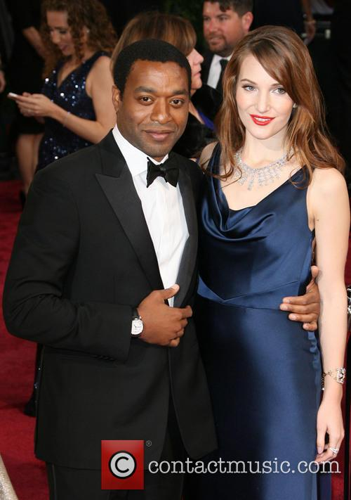 Chiwetel Ejiofor and Sari Mercer 5