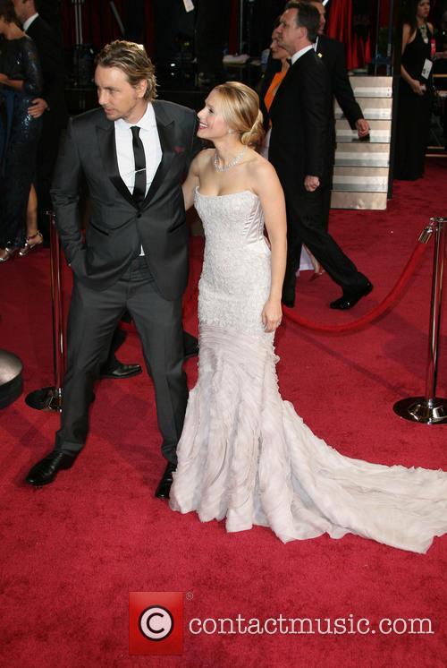 Kristen Bell and Dax Shepard 8