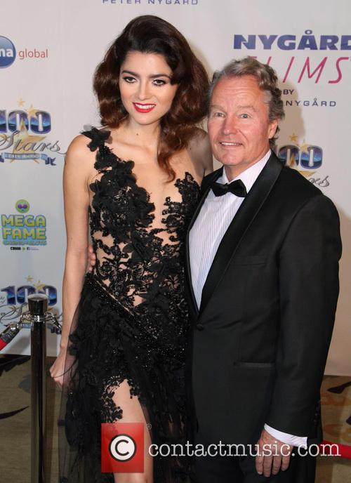 Blanca Blanco and John Savage 1