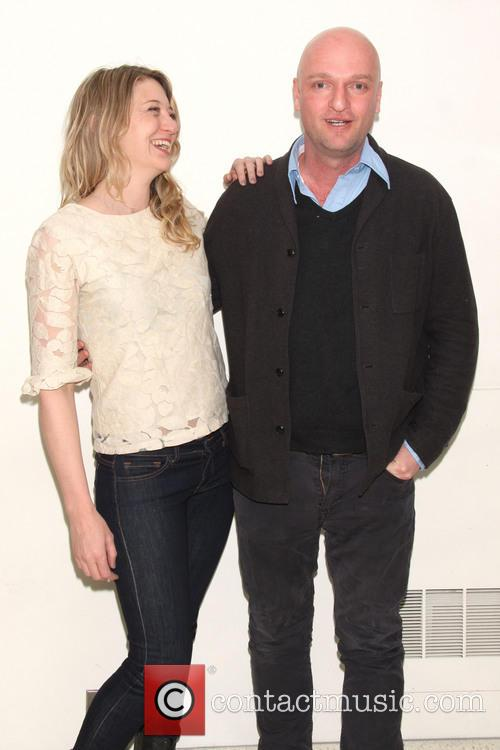 Heidi Schreck and Matthew Maher
