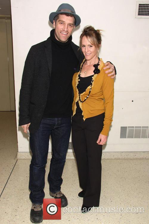 Jeremy Davidson and Mary Stuart Masterson