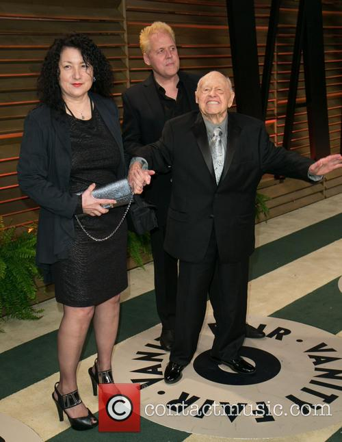 Charlene Rooney, Mark Rooney and Mickey Rooney 1