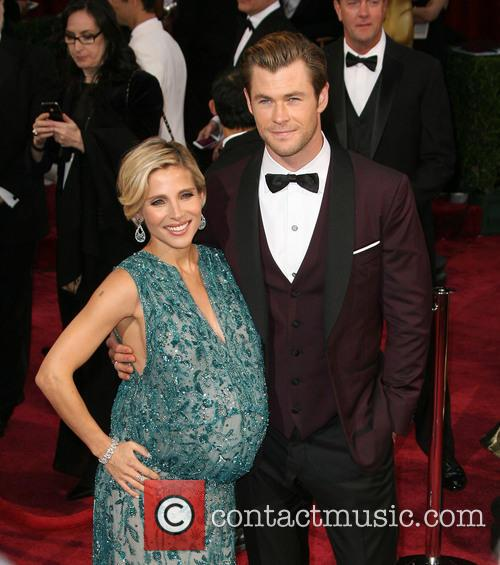 Chris Hemsworth and Elsa Pataky 4