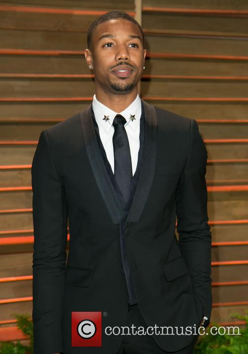 Vanity Fair and Micheal B Jordan 1