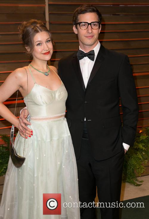 Andy Samberg and Joanna Newsom 2