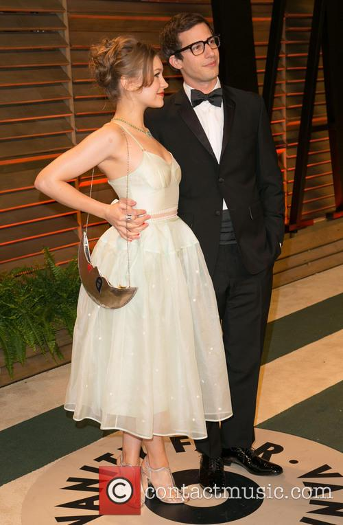 Andy Samberg and Joanna Newsom 1