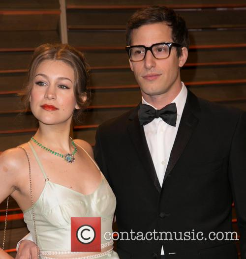 Andy Samberg and Joanna Newsom 6