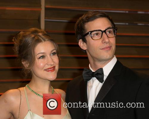 Andy Samberg and Joanna Newsom 8