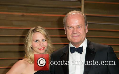 Kayte Walsh and Kelsey Grammer 2