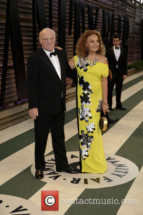 Barry Diller and Diane Von Furstenberg 4