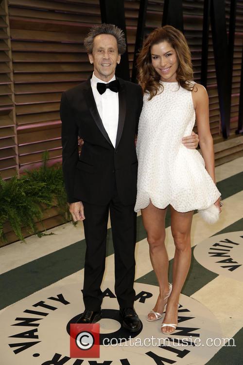 Brian Grazer and Veronica Smiley 1