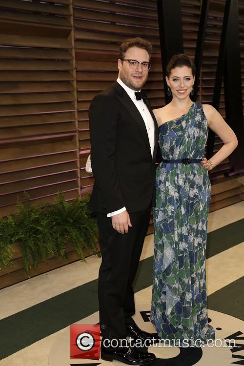 Seth Rogen and Lauren Miller 4