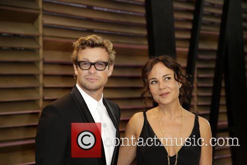 Simon Baker and Rebecca Rigg 9