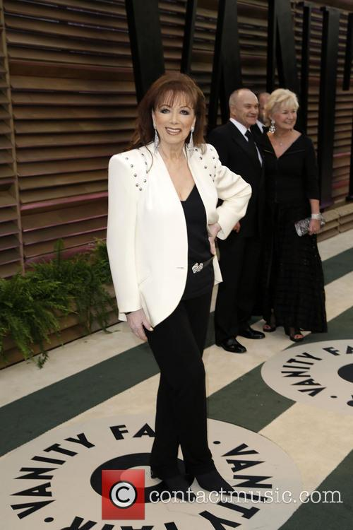 Jackie Collins, Sunset Plaza