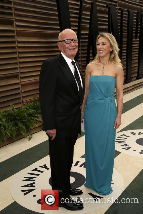 Rupert Murdoch and Guest 2