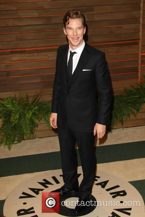 Benedict Cumberbatch 2