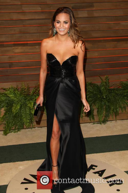 christine teigen 2014 vanity fair oscar party 4095426