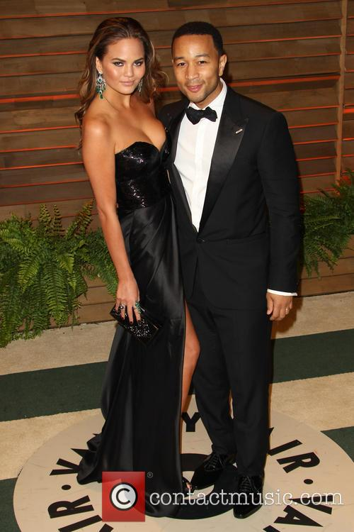 Christine Teigen, John Legend
