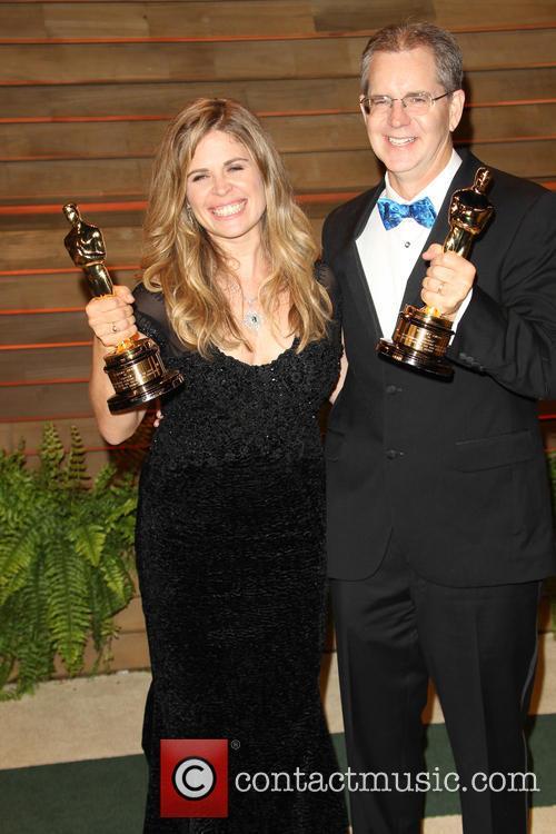 Jennifer Lee and Chris Buck 4