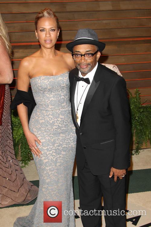 Tonya Lewis Lee and Spike Lee 5