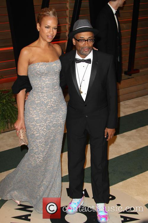 Tonya Lewis Lee and Spike Lee 6