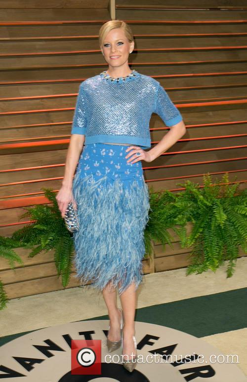 elizabeth banks vanity fair oscar party  4094773