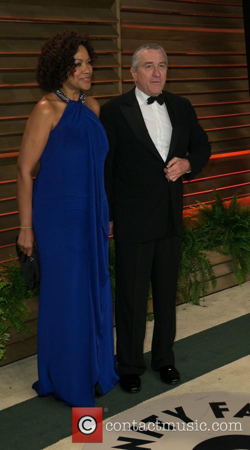 Grace Hightower and Robert De Niro 4