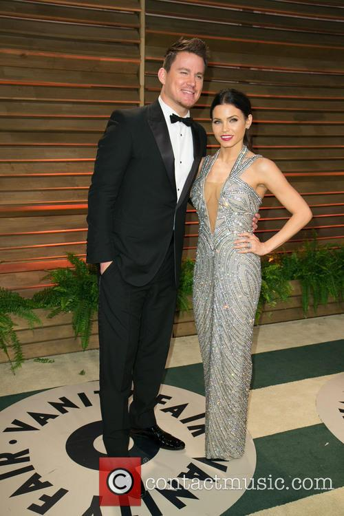 Channing Tatum and Jenna Dewan 4