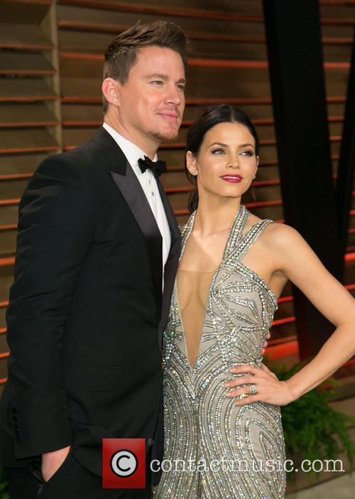 Channing Tatum and Jenna Dewan 7