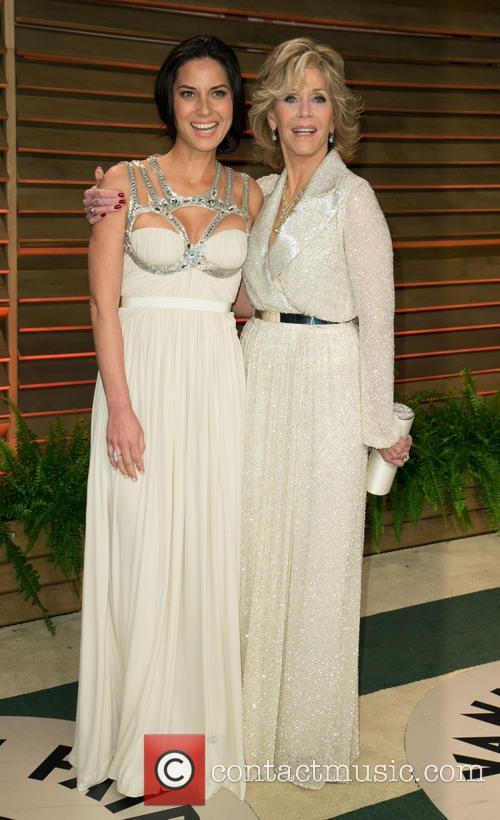 Olivia Munn and Jane Fonda 3