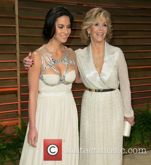 Olivia Munn and Jane Fonda 8