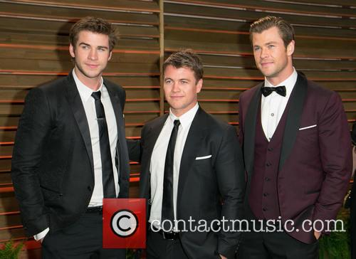 Liam Hemsworth, Luke Hemsworth and Chris Hemsworth 4
