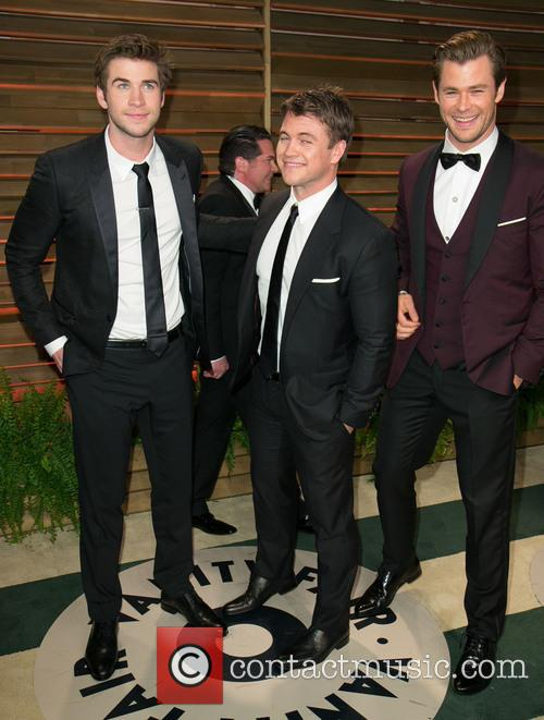 Liam Hemsworth, Luke Hemsworth and Chris Hemsworth 6