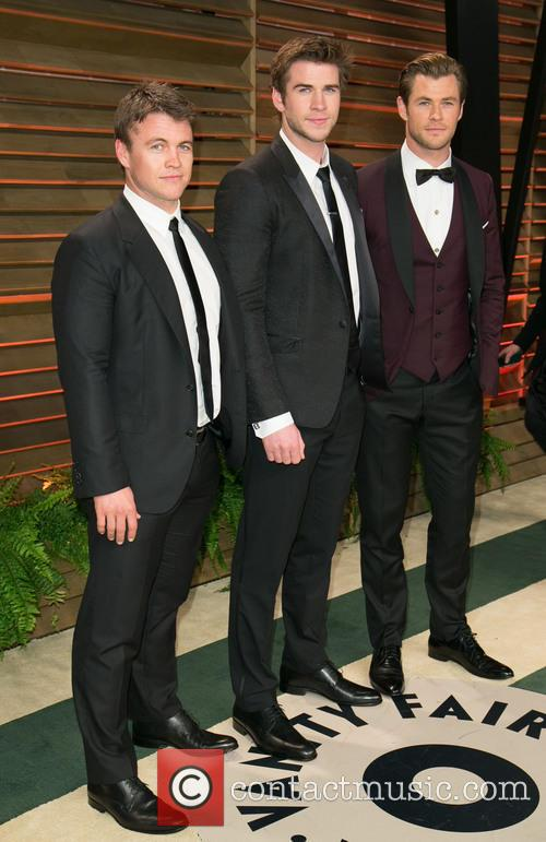 Luke Hemsworth, Liam Hemsworth and Chris Hemsworth 4