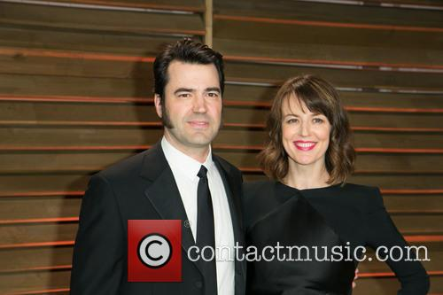 Ron Livingston and Rosemarie Dewitt 1