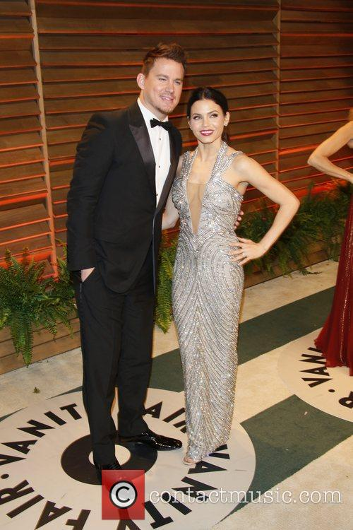 Channing Tatum and Jenna Dewan 10