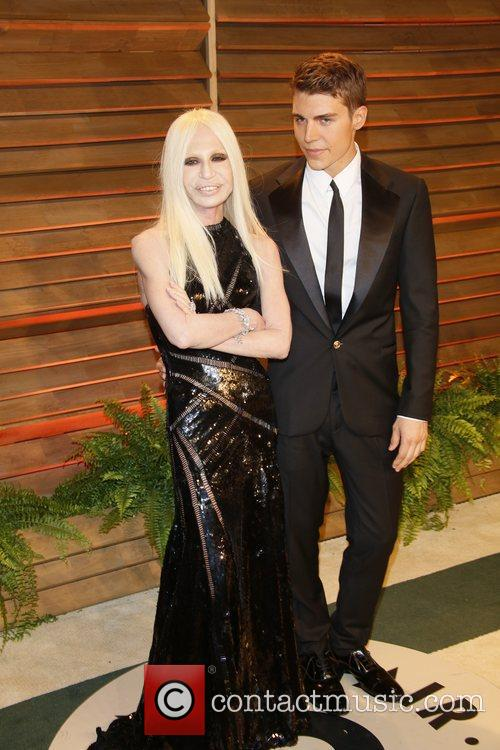 Versace, Nolan Gerard Funk and Vanity Fair 1