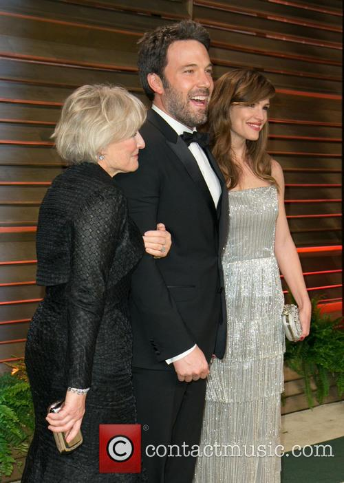 Glenn Close, Ben Affleck and Jennifer Garner 4
