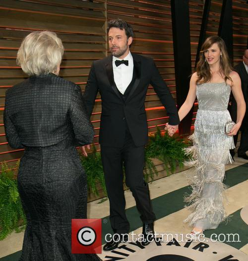 Glenn Close, Ben Affleck and Jennifer Garner 1