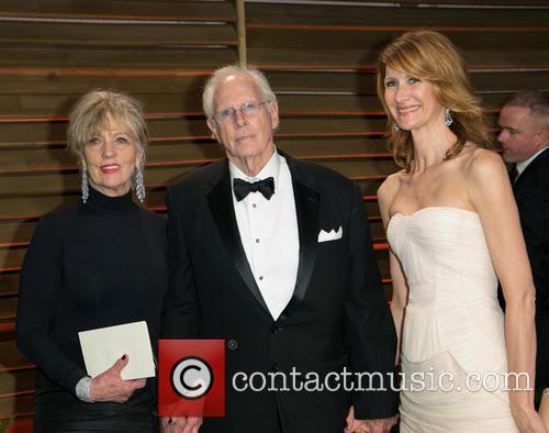 Andrea Beckett, Bruce Dern and Laura Dern 2