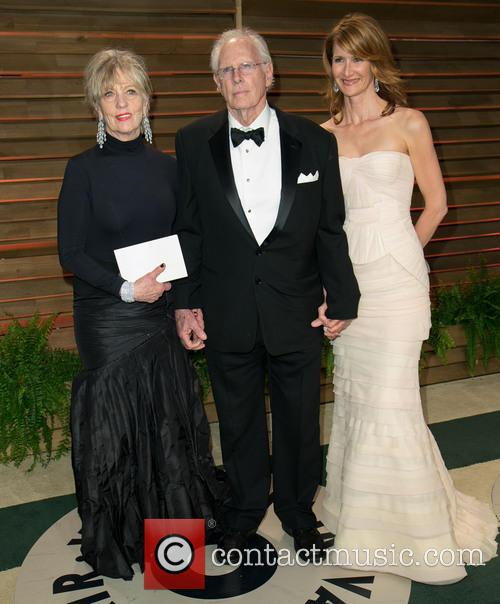 Andrea Beckett, Bruce Dern and Laura Dern 1