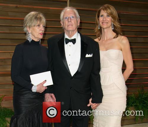 Andrea Beckett, Bruce Dern and Laura Dern 3