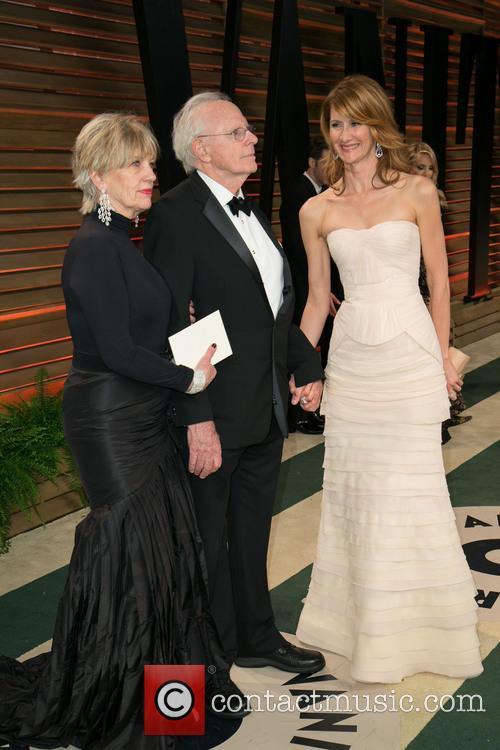 Andrea Beckett, Bruce Dern and Laura Dern 4