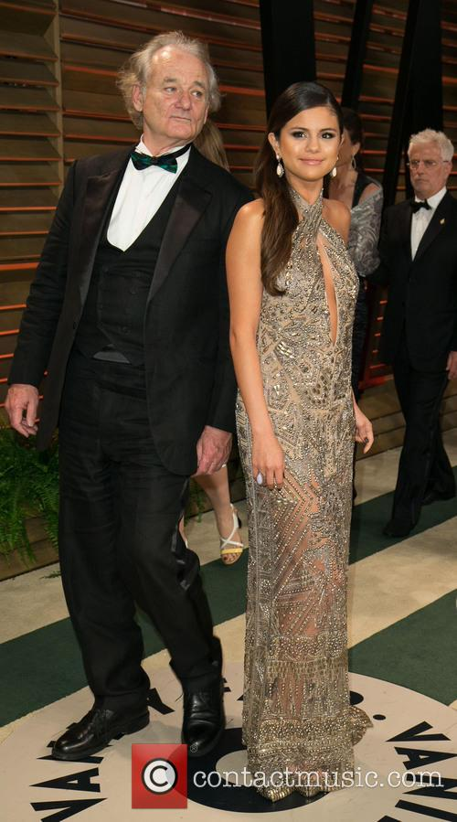 Bill Murray and Selena Gomez 2