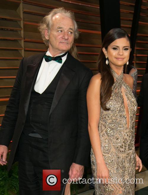 Bill Murray and Selena Gomez 3