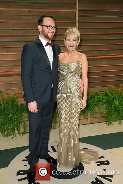 Kristin Chenoweth and Dana Brunetti 1