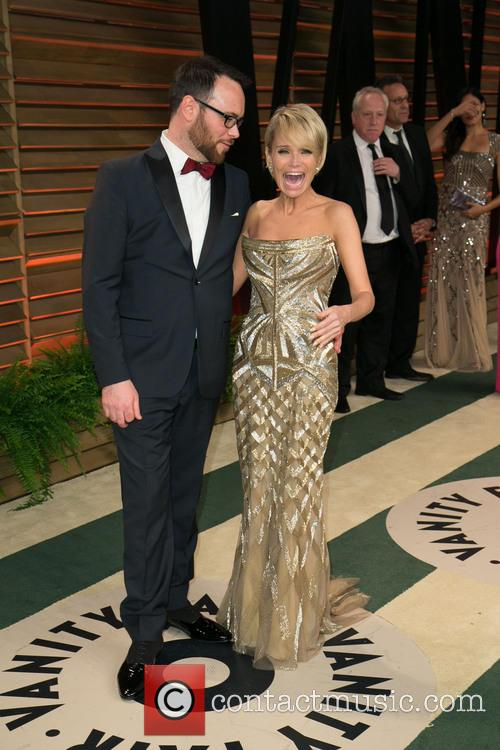 Dana Brunetti and Kristin Chenoweth 2