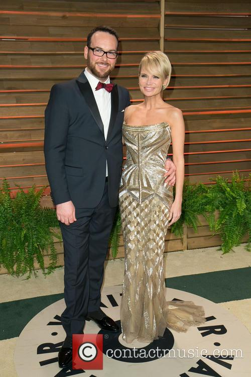 Dana Brunetti and Kristin Chenoweth 5